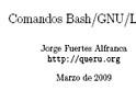 Comandos Bash - Linux