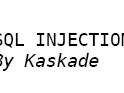 SQL INJECTION 24V